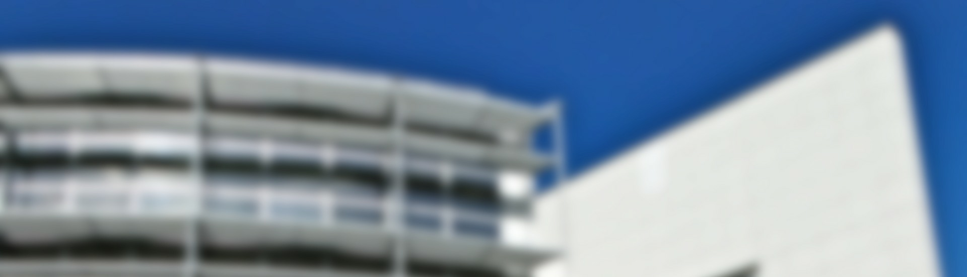 Top page blurred picture of a building